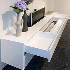 indeling en inrichting van uw kast of meubel